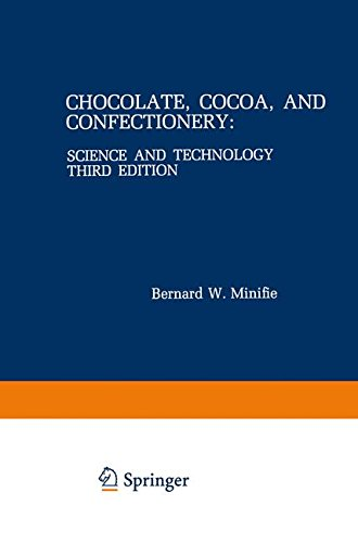 9781489957474: Chocolate, Cocoa, and Confectionery: Science and Technology
