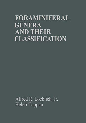 9781489957627: Foraminiferal Genera and Their Classification