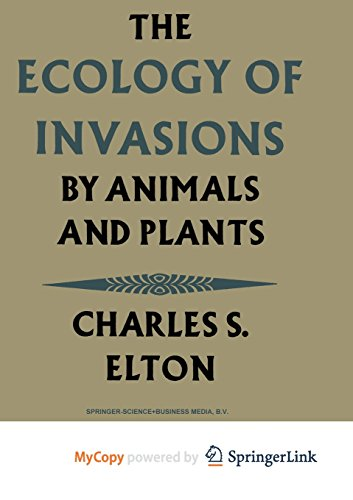 9781489972156: The Ecology of Invasions by Animals and Plants