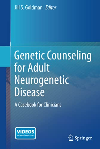 9781489974815: Genetic Counseling for Adult Neurogenetic Disease: A Casebook for Clinicians