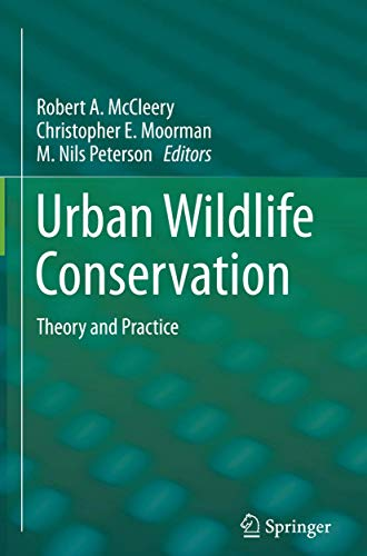 9781489974990: Urban Wildlife: Theory and Practice