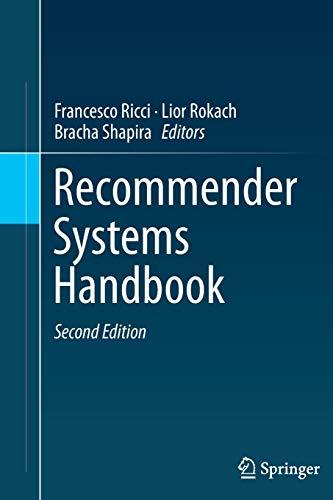 9781489977809: Recommender Systems Handbook