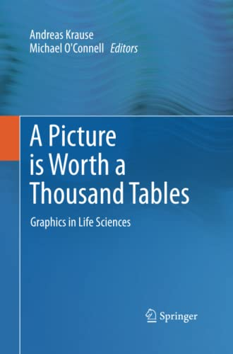 9781489978097: A Picture is Worth a Thousand Tables: Graphics in Life Sciences