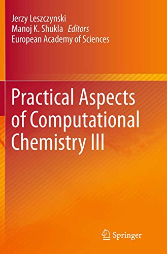 9781489978646: Practical Aspects of Computational Chemistry III
