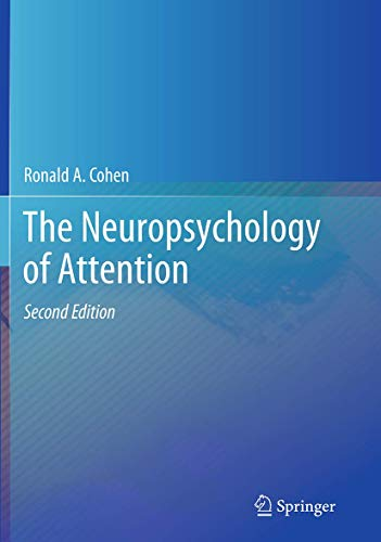 9781489978776: The Neuropsychology of Attention (Critical Issues in Neuropsychology)