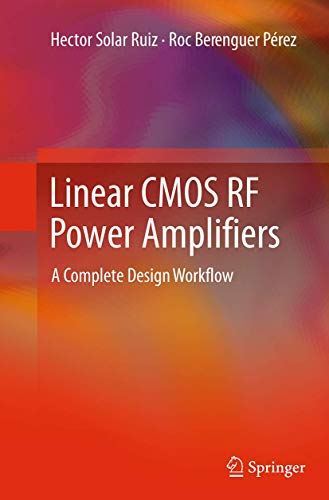 9781489979698: Linear CMOS RF Power Amplifiers: A Complete Design Workflow