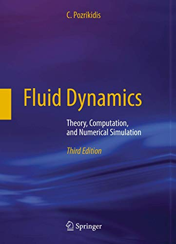 9781489979902: Fluid Dynamics: Theory, Computation, and Numerical Simulation