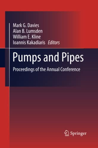 9781489981554: Pumps and Pipes: Proceedings of the Annual Conference
