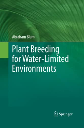 9781489981776: Plant Breeding for Water-Limited Environments