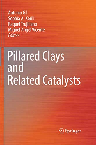 9781489982353: Pillared Clays and Related Catalysts