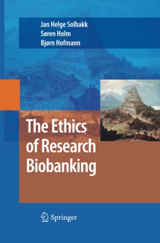 9781489982742: The Ethics of Research Biobanking