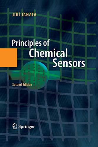 9781489983381: Principles of Chemical Sensors