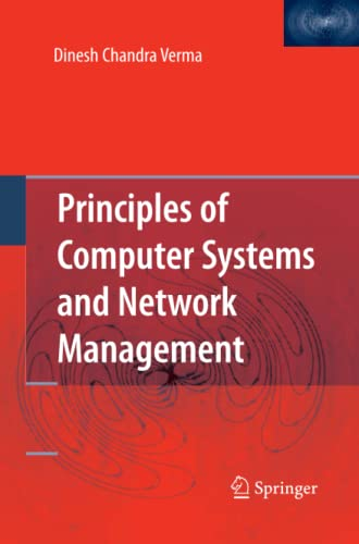 9781489983527: Principles of Computer Systems and Network Management