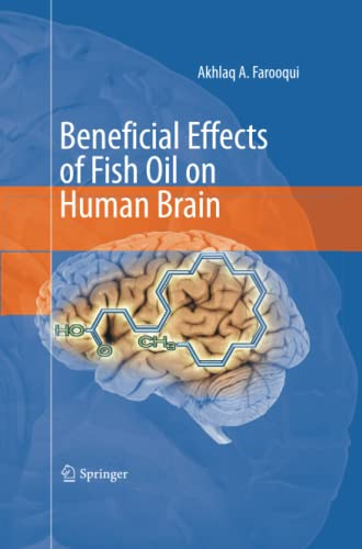 9781489983930: Beneficial Effects of Fish Oil on Human Brain