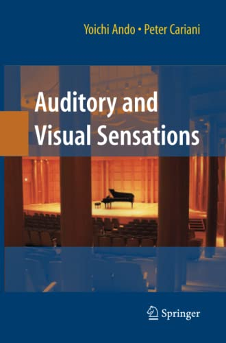 9781489984074: Auditory and Visual Sensations