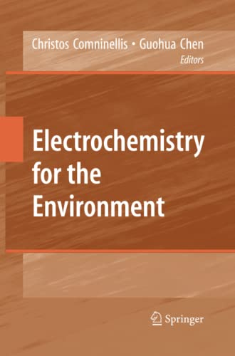 9781489984821: Electrochemistry for the Environment