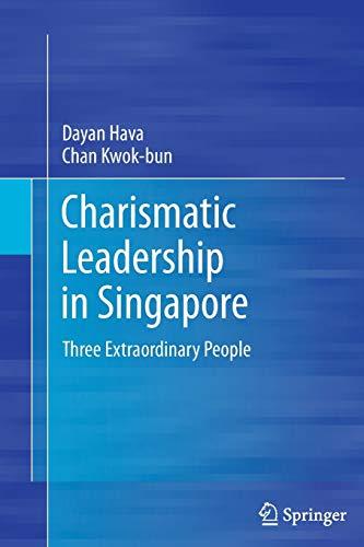 Charismatic Leadership in Singapore: Three Extraordinary People: Dayan Hava