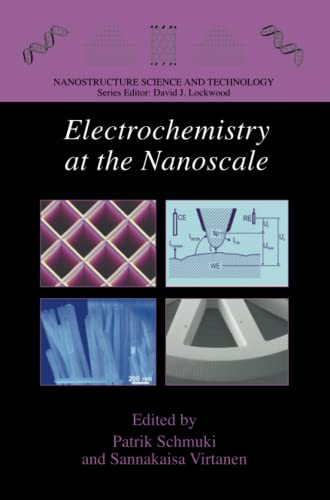 9781489986603: Electrochemistry at the Nanoscale (Nanostructure Science and Technology)