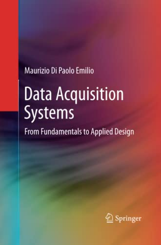 9781489987419: Data Acquisition Systems: From Fundamentals to Applied Design