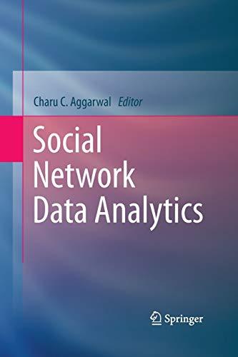 9781489988935: Social Network Data Analytics