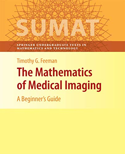 9781489989345: The Mathematics of Medical Imaging: A Beginner's Guide (Springer Undergraduate Texts in Mathematics and Technology)