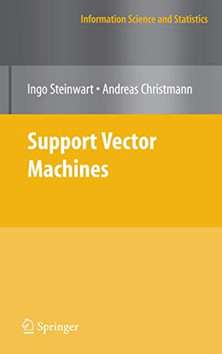 9781489989635: Support Vector Machines (Information Science and Statistics)
