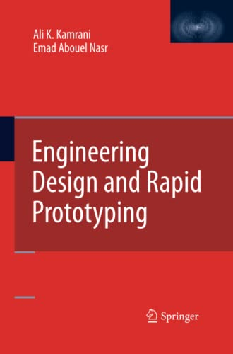 9781489989918: Engineering Design and Rapid Prototyping