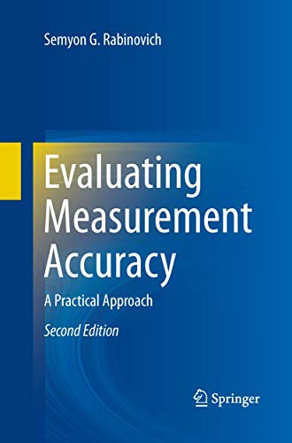 9781489990167: Evaluating Measurement Accuracy: A Practical Approach
