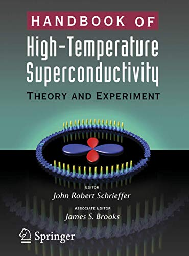 9781489990617: Handbook of High -Temperature Superconductivity: Theory and Experiment