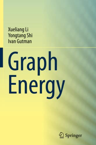 9781489991089: Graph Energy