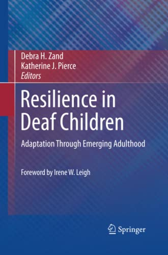 9781489991645: Resilience in Deaf Children: Adaptation Through Emerging Adulthood