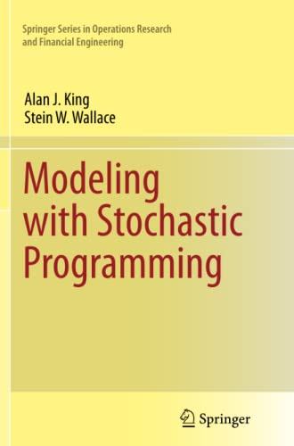 9781489992123: Modeling with Stochastic Programming (Springer Series in Operations Research and Financial Engineering)
