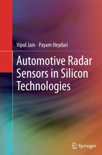 9781489992925: Automotive Radar Sensors in Silicon Technologies