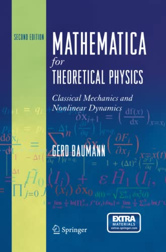 9781489993236: Mathematica for Theoretical Physics: Classical Mechanics and Nonlinear Dynamics