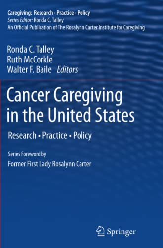 9781489993359: Cancer Caregiving in the United States: Research, Practice, Policy (Caregiving: Research · Practice · Policy)