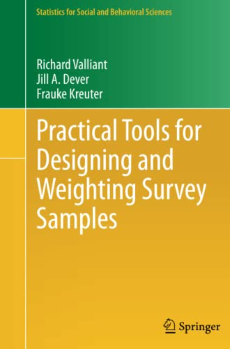 9781489993816: Practical Tools for Designing and Weighting Survey Samples (Statistics for Social and Behavioral Sciences)