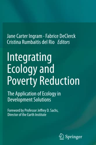 9781489995902: Integrating Ecology and Poverty Reduction: The Application of Ecology in Development Solutions