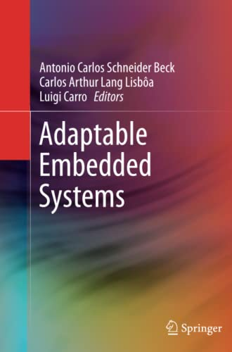 9781489996947: Adaptable Embedded Systems
