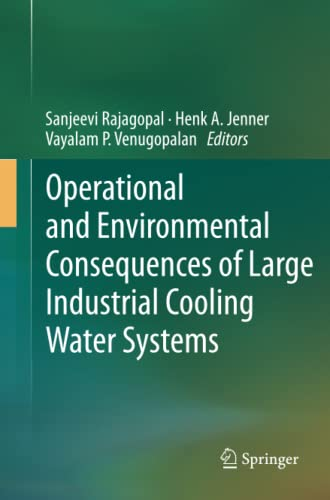 9781489996961: Operational and Environmental Consequences of Large Industrial Cooling Water Systems