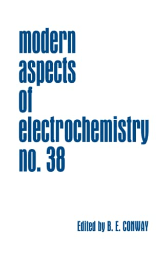9781489998484: Modern Aspects of Electrochemistry