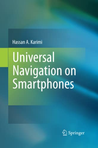 9781489999269: Universal Navigation on Smartphones