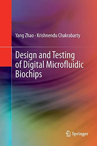 9781489999344: Design and Testing of Digital Microfluidic Biochips