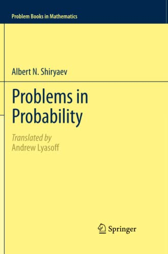 9781489999412: Problems in Probability (Problem Books in Mathematics)