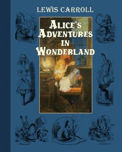 9781490312019: Alice's Adventures in Wonderland (Illustrated)