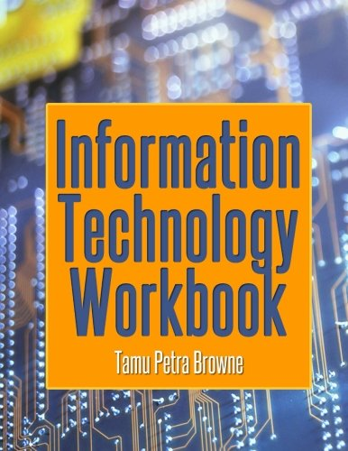 9781490312538: Information Technology Workbook: Workbook for A'Level and C.A.P.E. Year 2 Students