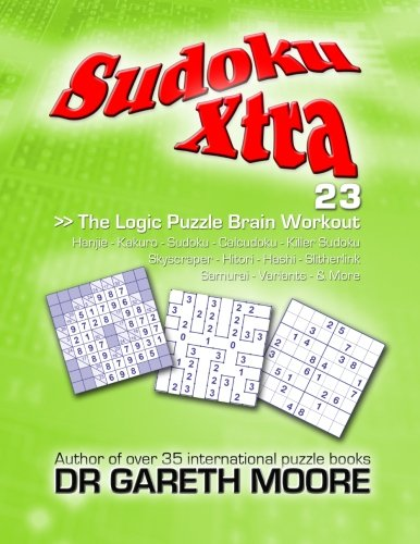 9781490319353: Sudoku Xtra 23: The Logic Puzzle Brain Workout