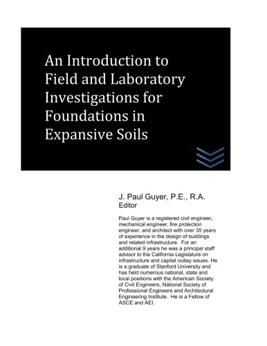 9781490322117: An Introduction to Field and Laboratory Investigations for Foundations in Expansive Soils
