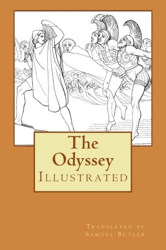 9781490339863: The Odyssey (Illustrated)