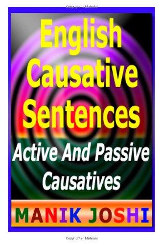 9781490349060: English Causative Sentences