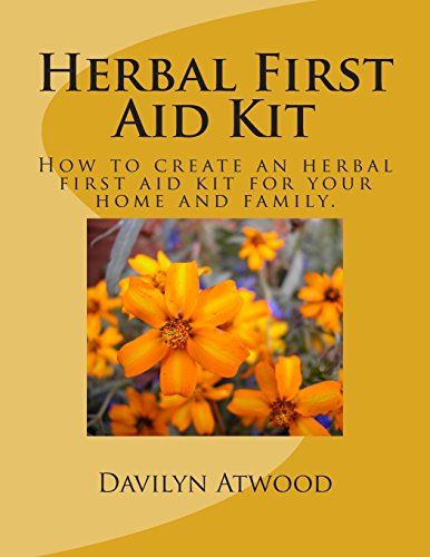 9781490349138: Herbal First Aid Kit: How to create an herbal first aid kit for your home and family.